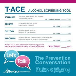 Alcohol Screening Instruments