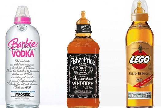 pop-bottles