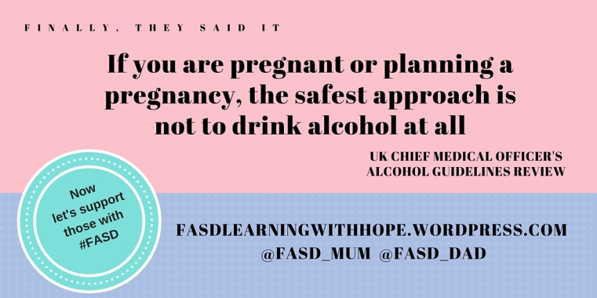 If you are pregnant or planning a pregnancy, the safest approach is not to drink alcohol at all, to keep risks to your baby to a minimum.