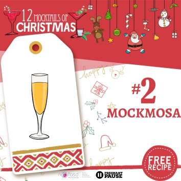 12 Mocktails of Christmas_Mocktail 2